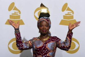 Angelique Kidjo, Grammy Awards