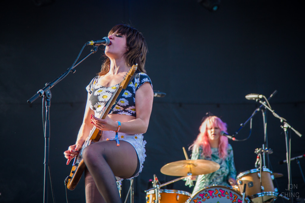 Deap Vally, BottleRock