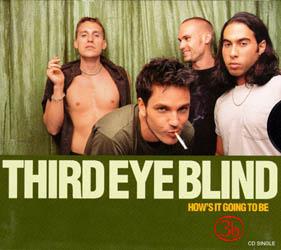 Third Eye Blind, 3EB, Stephan Jenkins, Arion Salazar, Kevin Cadogan
