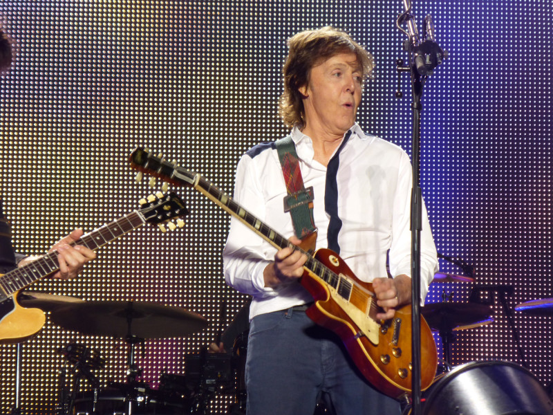 Paul McCartney, The Beatles