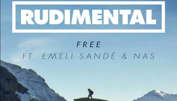 Rudimental, Free, Emeli Sandé, Nas