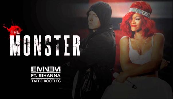 Eminem, Rihanna, Monster