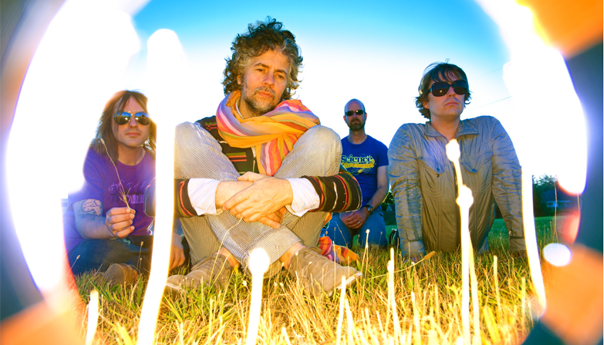 The Flaming Lips, Wayne Coyne, Steven Drozd, Michael Ivins, Jake Ingalls