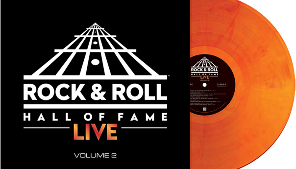 Rock & Roll Hall of Fame — Live, Rock & Roll Hall of Fame — Live. Vol. 2, Rock & Roll Hall of Fame