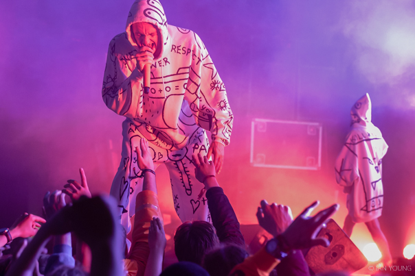 Die Antwoord, Photo: Ian Young