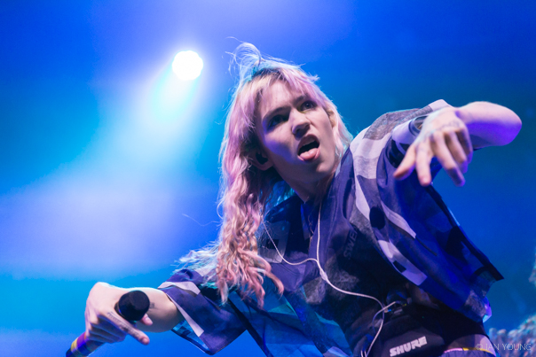 Grimes, Photo: Ian Young