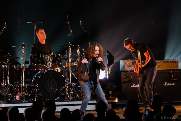 Temple of the Dog, Photo: Ian Young