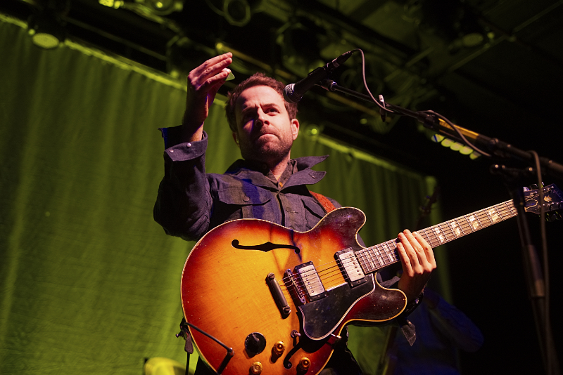 Dawes Perform at the Fillmore in San Francisco during Noise Pop Music Festival on Feb 21, 2017.