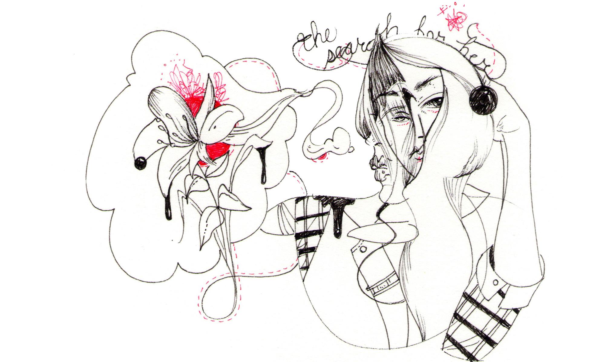 Original illustration, Vivian Shih