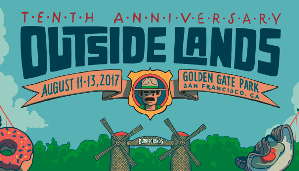 Outside Lands 2017, Outside Lands, Outside Lands Music and Arts Festival, Outside Lands Music Festival