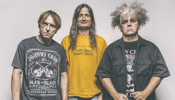 The Melvins, King Buzzo, Melvins, Dale Crover,