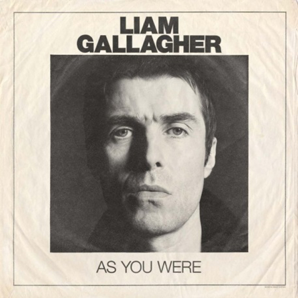 Liam Gallagher, As You Were