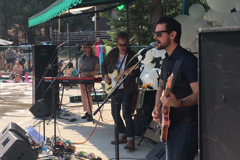 Chuck Prophet, Bear Music Festival