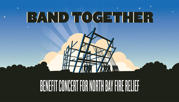Band Together Bay Area, North Bay Fires