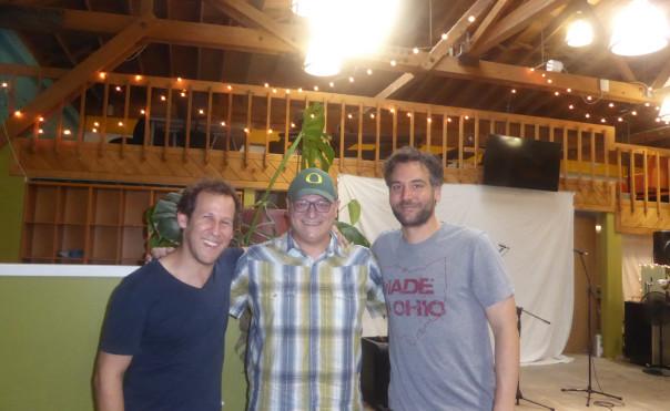 Radnor & Lee, Josh Radnor, Ben Lee