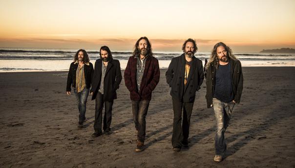 Chris Robinson Brotherhood, Chris Robinson, The Black Crowes, Barefoot in the Head