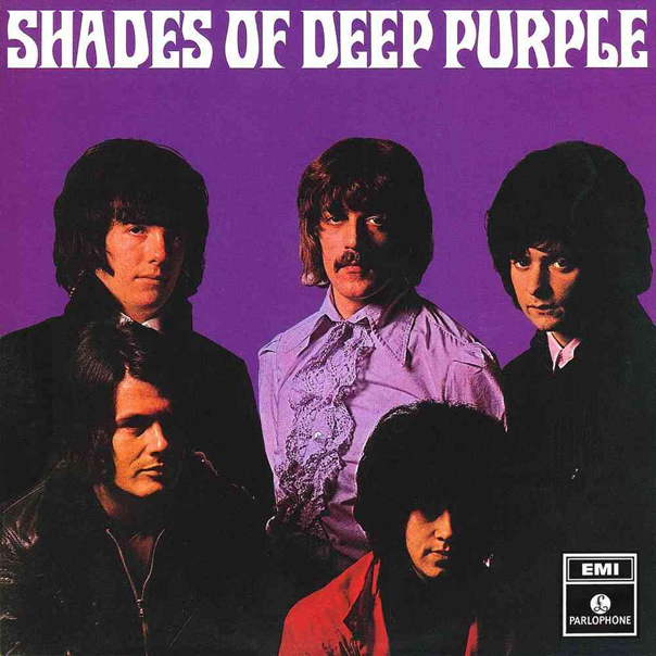 Deep Purple, Shades of Deep Purple