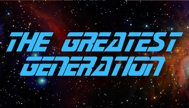 The Greatest Generation, Star Trek, Benjamin Ahr Harrison, Star Trek: The Greatest Generation , Adam Pranica