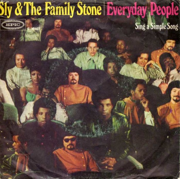 Sly & The Family Stone, Everyday People