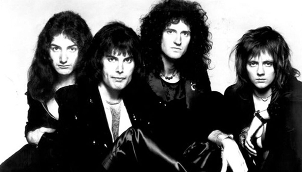 Queen, Freddie Mercury, Brian May, Roger Taylor