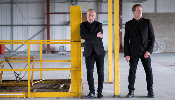 Orchestral Manoeuvres in the Dark, OMD, Andy McCluskey, Paul Humphreys