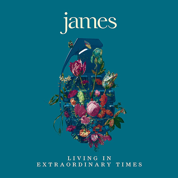 James, Living in Extraordinary Times