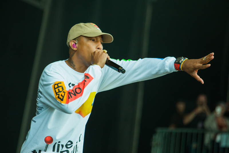 N.E.R.D., Pharrell Williams