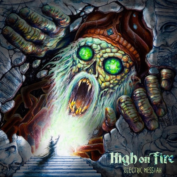 High on Fire, Electric Messiah