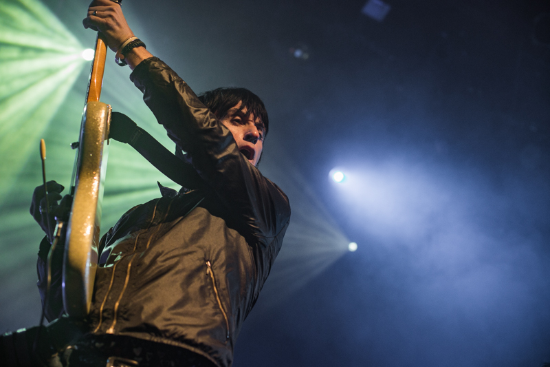 Johnny Marr, The Smiths, Electronic