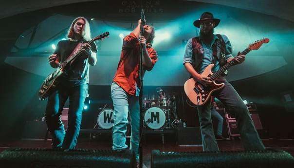 Whiskey Myers, Cody Cannon,