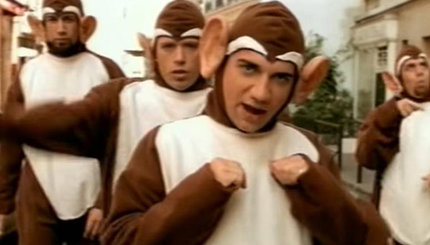 bloodhound gang, the bad touch