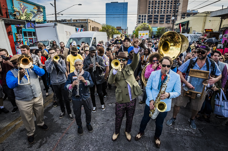 SXSW, South by Southwest,Preservation Hall Jazz Band