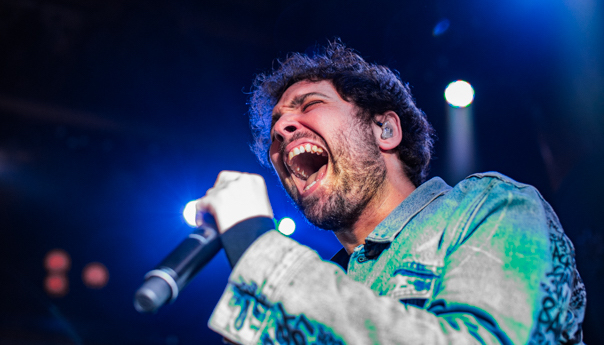 You Me At Six, Josh Franceschi