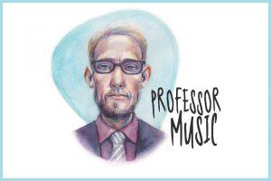 David Gill, Professor Music