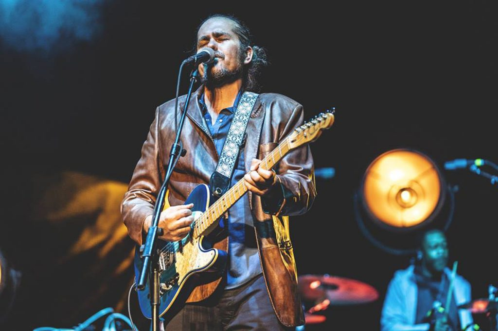 Citizen Cope, Clarence Greenwood