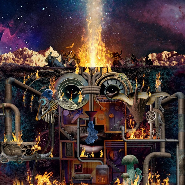 Flying Lotus, Flamagra