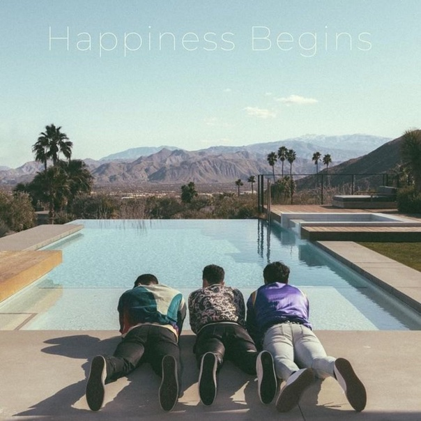 Jonas Brothers, Happiness Begins