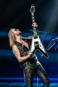 Richie Faulkner, Judas Priest