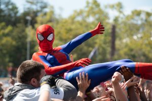 Warped Tour, Spiderman