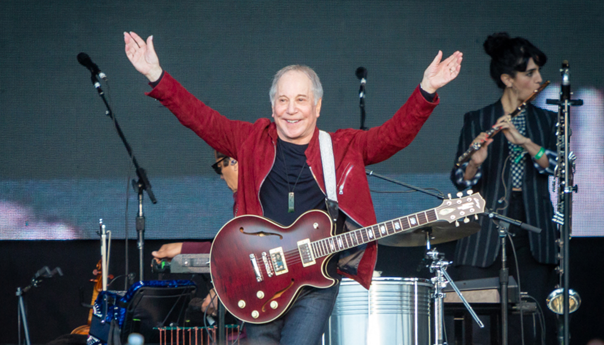 Paul Simon, Outside Lands
