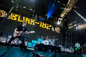 Blink 182, Matt Skiba, Alkaline Trio, Mark Hoppus, Travis Barker