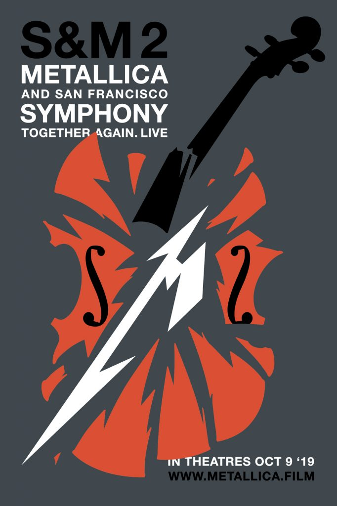 S&M2, Metallica, San Francisco Symphony