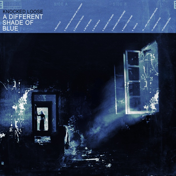 Knocked Loose, A Different Shade of Blue