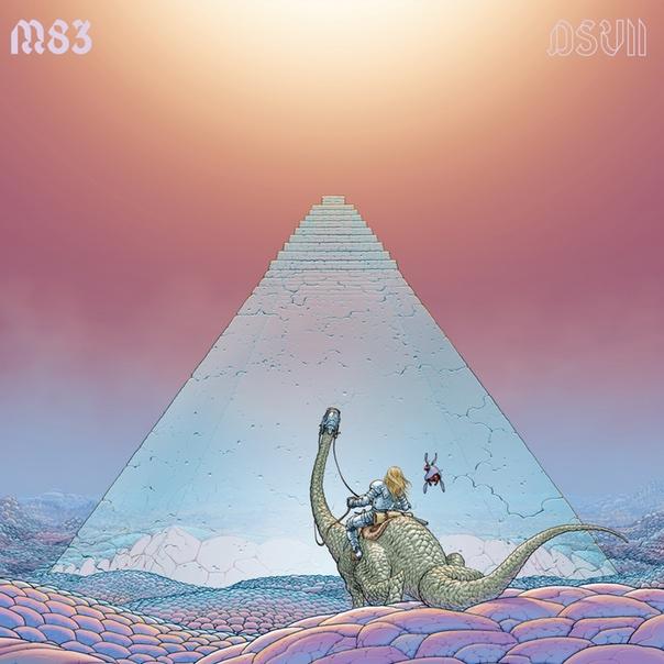M83, Digital Shades Vol. II, DSVII