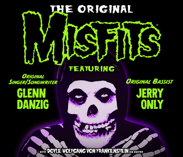 The Original Misfits, Glenn Danzig