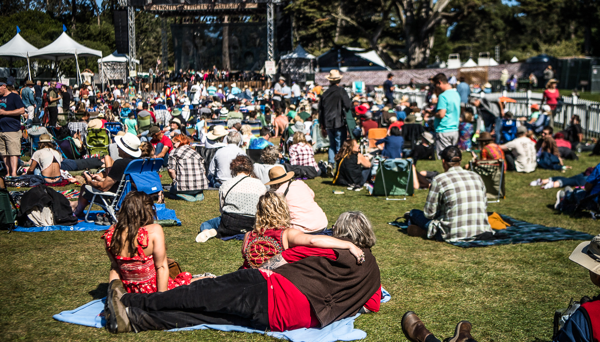 Hardly Strictly Bluegrass, HSB