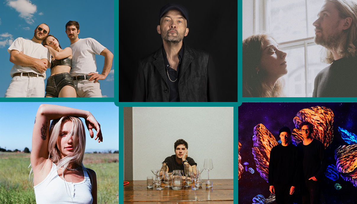 San Cisco, Ben Watt, Morning Midnight, COMA, Brian Dunne, Cailin Russo