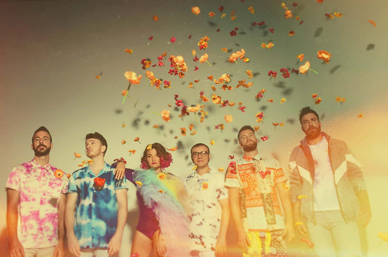 MisterWives, Mandy Lee, Etienne Bowler, William Hehir