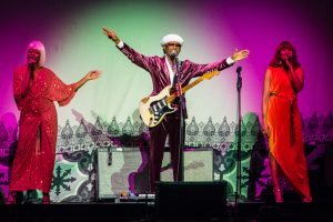Nile Rodgers & CHIC, Nile Rodgers, Kimberly Davis, Folami