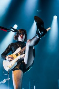 Sleater-Kinney, Carrie Brownstein